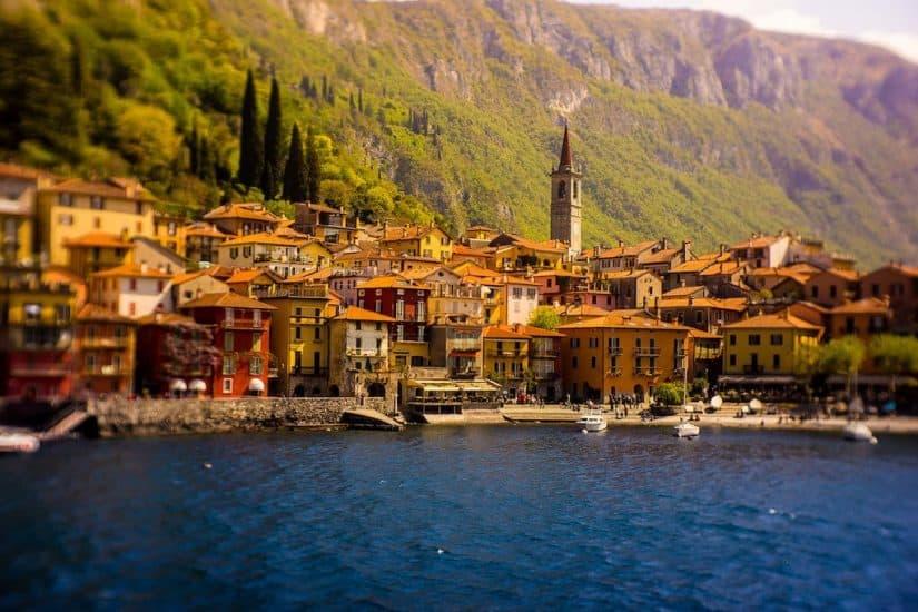 Bellagio Italy Travel Blog