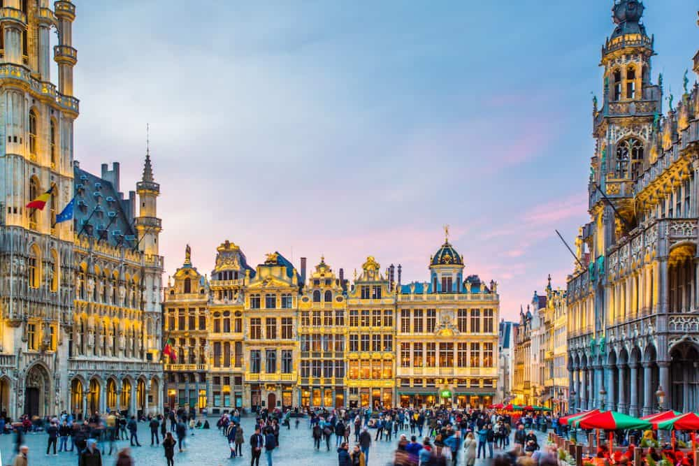 Brussels - Belgium's elegant capital