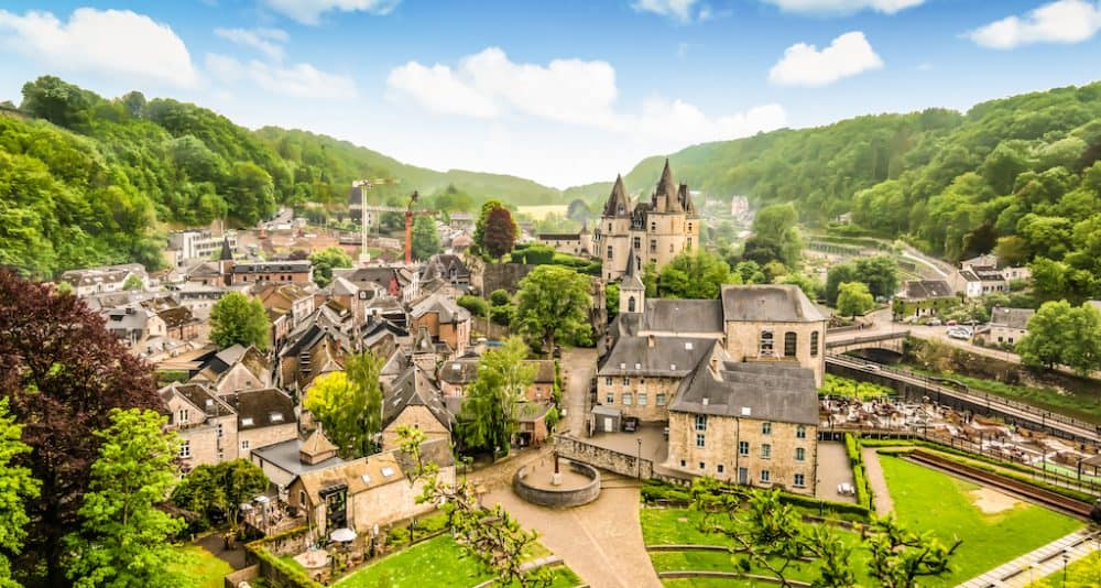 Durbuy - one of the most beautiful places to visit in Belgium