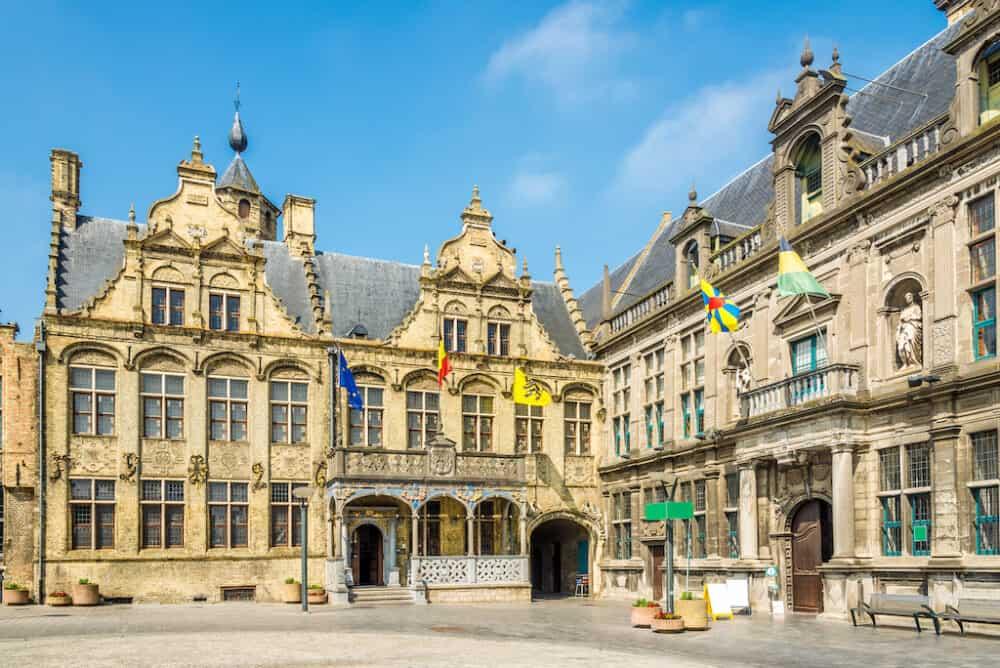 Veurne Belgium