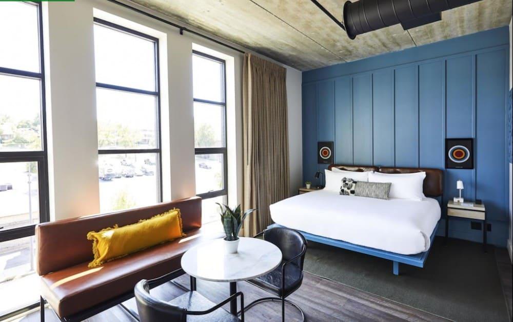A cool hotel in Nashvllle