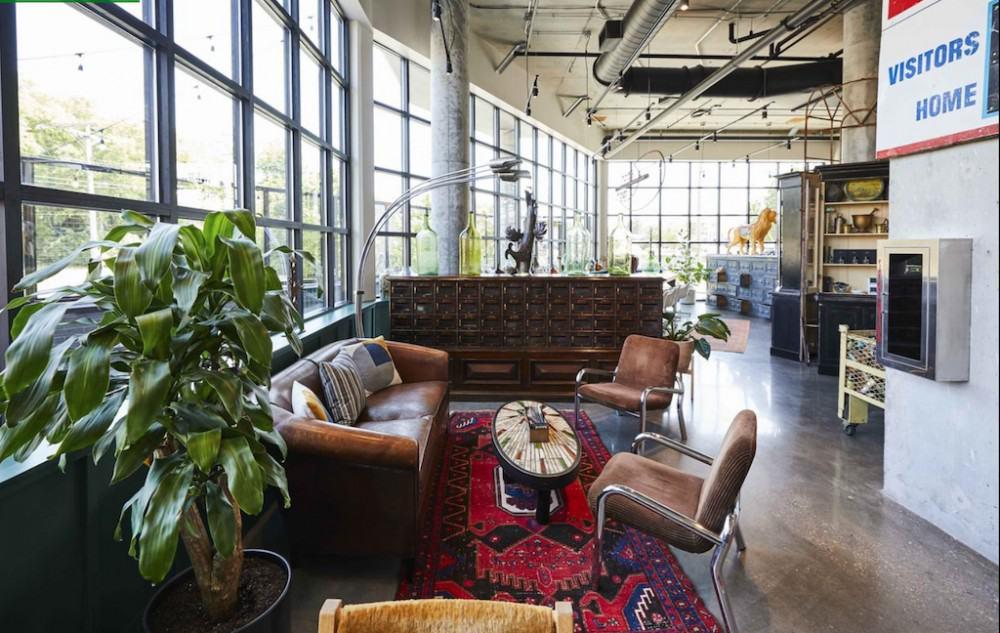 Fieldhouse Jones - a hip and contemporary Nashville boutique hotel