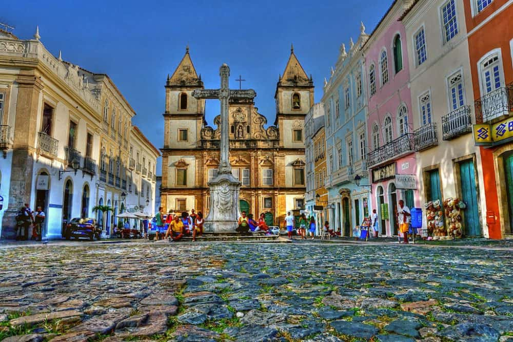 The hidden beauty spots of Brazil, South America Global Grasshopper