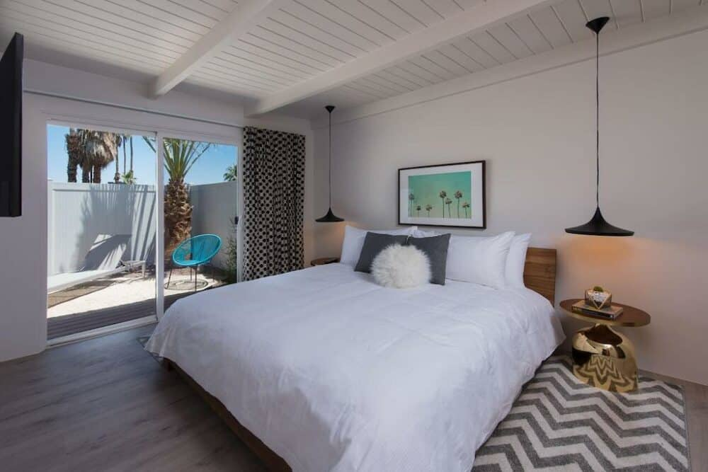 Boutique hotel in Palm Springs