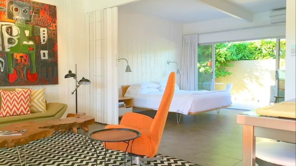 Top 12 cool and unusual hotels in Palm Springs Global Grasshopper