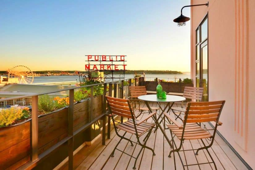 Cool and unusual hotels in Seattle