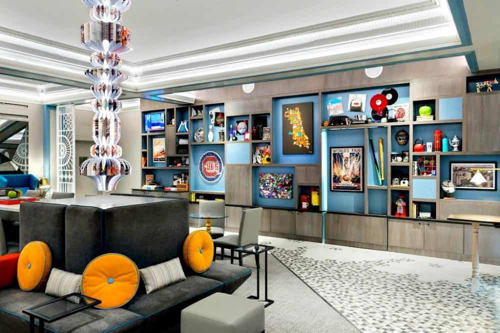 Top 12 cool and unusual hotels in Chicago Global Grasshopper