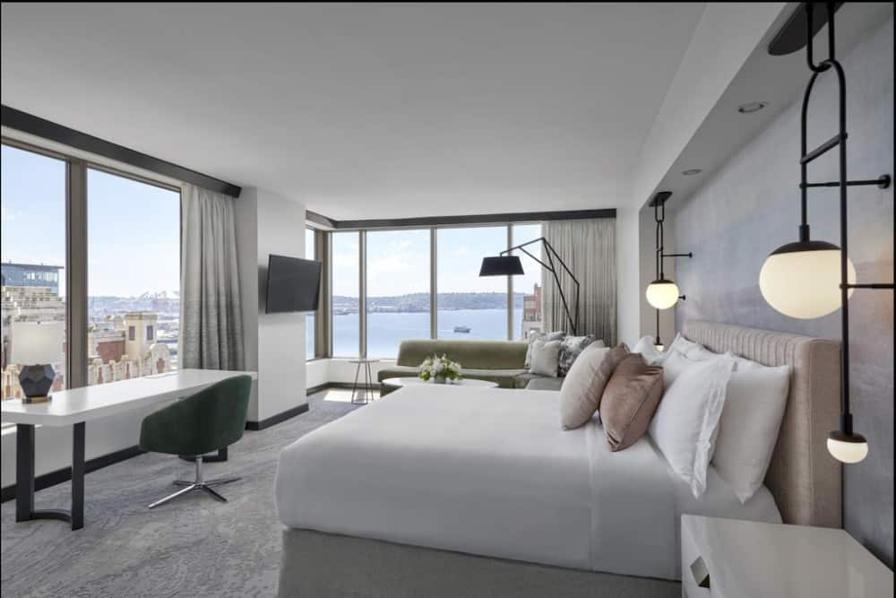 Loews Hotel 1000 - an elegant modern design hotel in Seattle