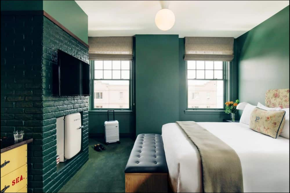 Palihotel Seattle - a hip Seattle boutique hotel