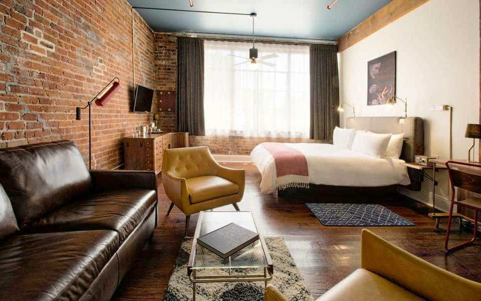 Top 12 Cool And Unusual Hotels In New Orleans Global Grhopper