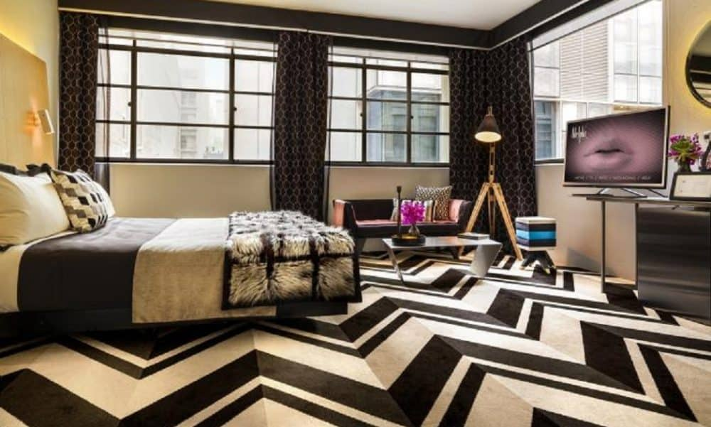 Adelphi Hotel - a colorful and creative upscale hotel in Melbourne