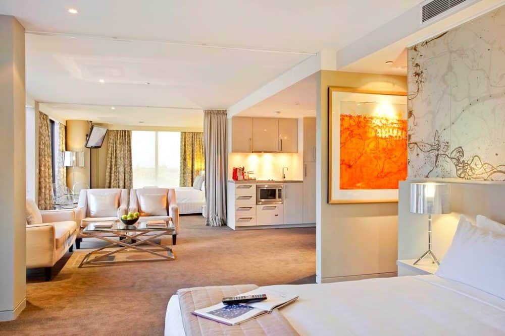 The Olsen - a stylish and artistic all-suite hotel