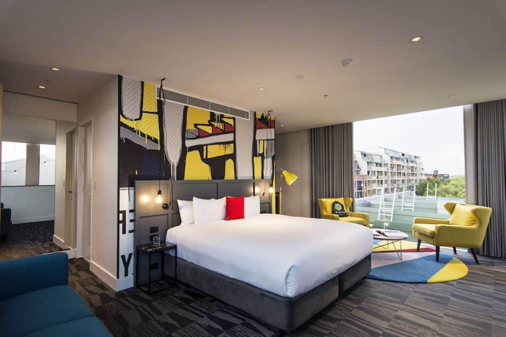 Ovolo Laneways - stylish Melbourne boutique hotel
