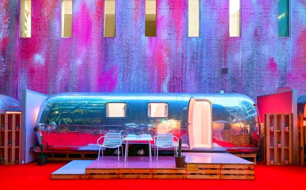 Notel - one of the coolest places to stay in Melbourne