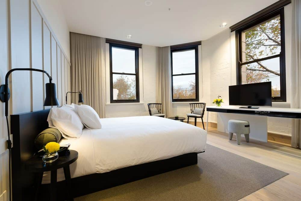 Coppersmith Hotel - a sophisticated boutique hotel in Melbourne