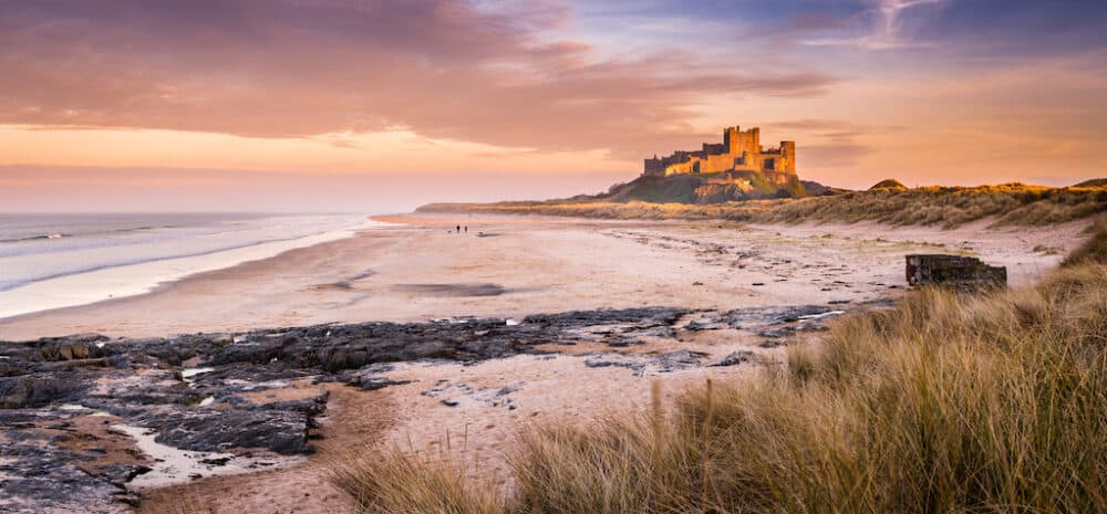 Northumberland Beaches