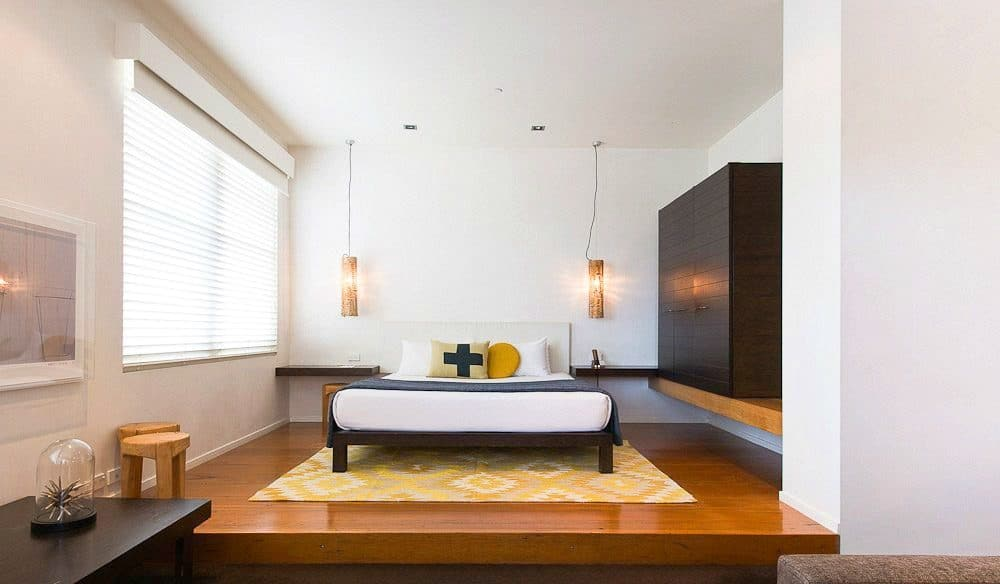 The Prince Hotel - a super-swish beachside modern design hotel