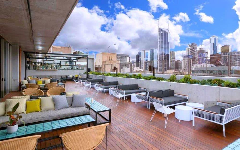 QT Melbourne - a cool Melbourne boutique hotel