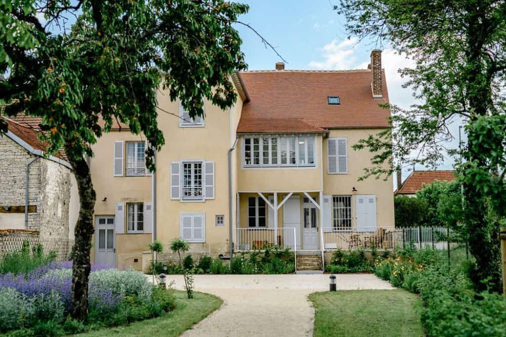 Renoir House, Essoyes, France