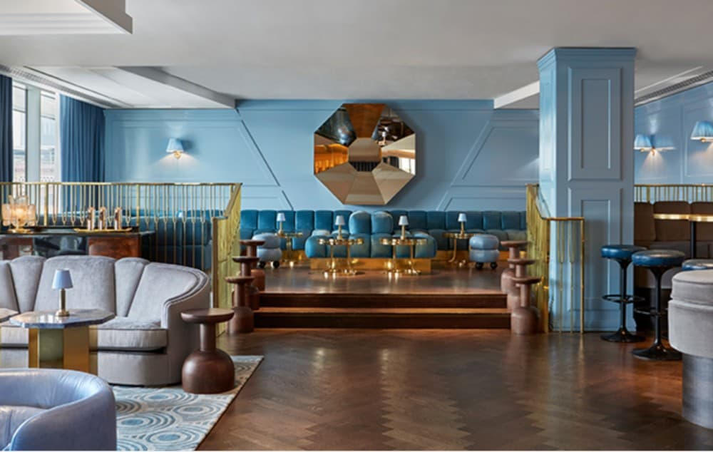 Sea containers Hotel Bar, London