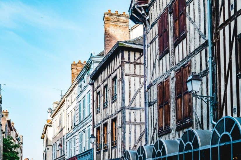 Troyes Champagne France