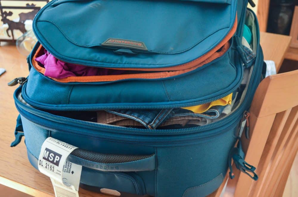 11 of the best packing cubes - travel reviews 2019 Global Grasshopper