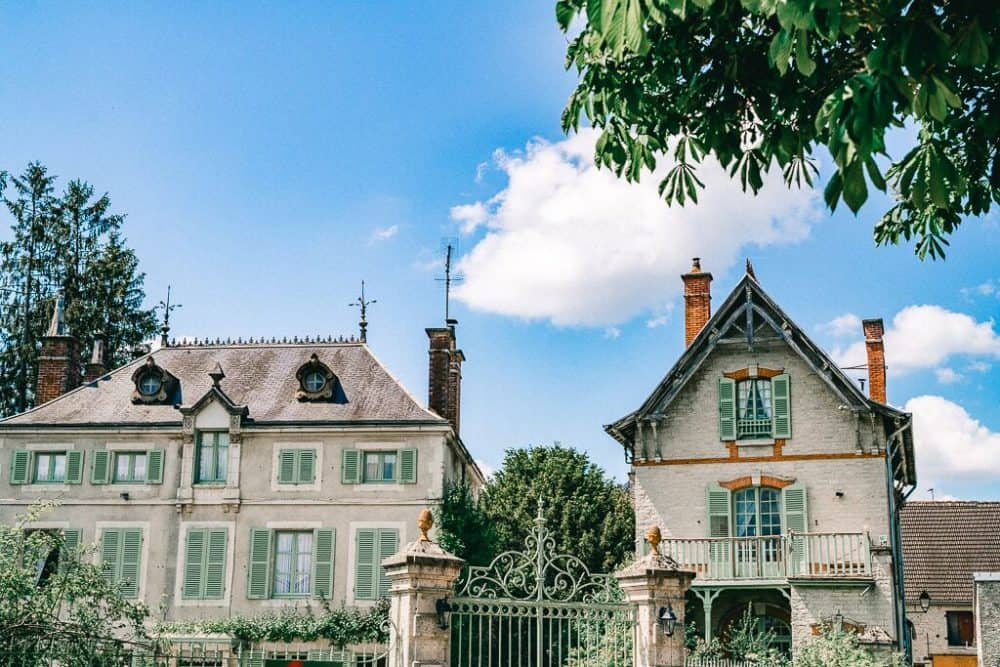 Renoir's House, Essoyes France