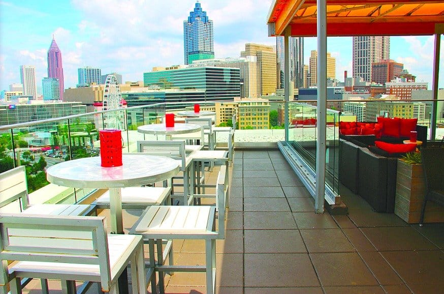 Top 15 cool and unusual hotels in Atlanta Global Grasshopper