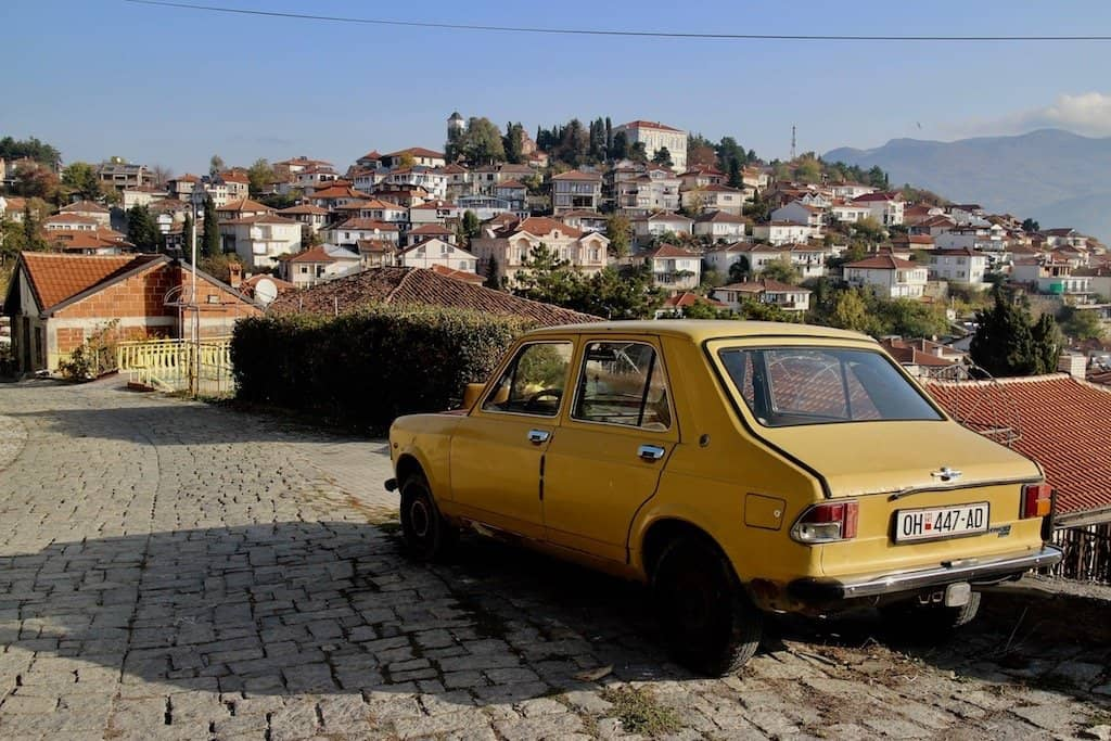 Discovering Ohrid, Macedonia - a Balkan Gem Global Grasshopper