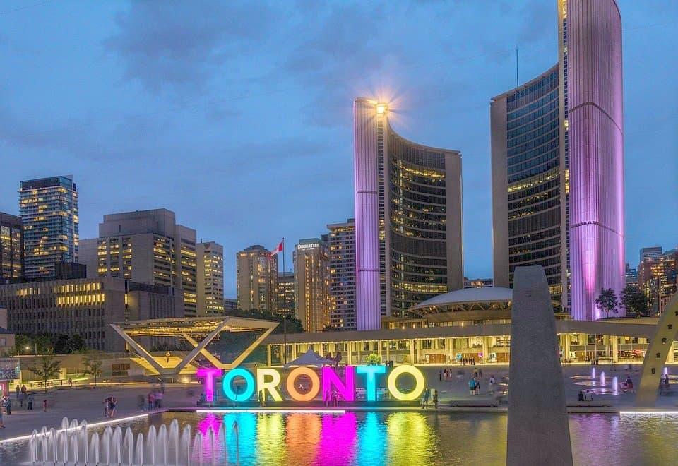 Toronto cool hotels