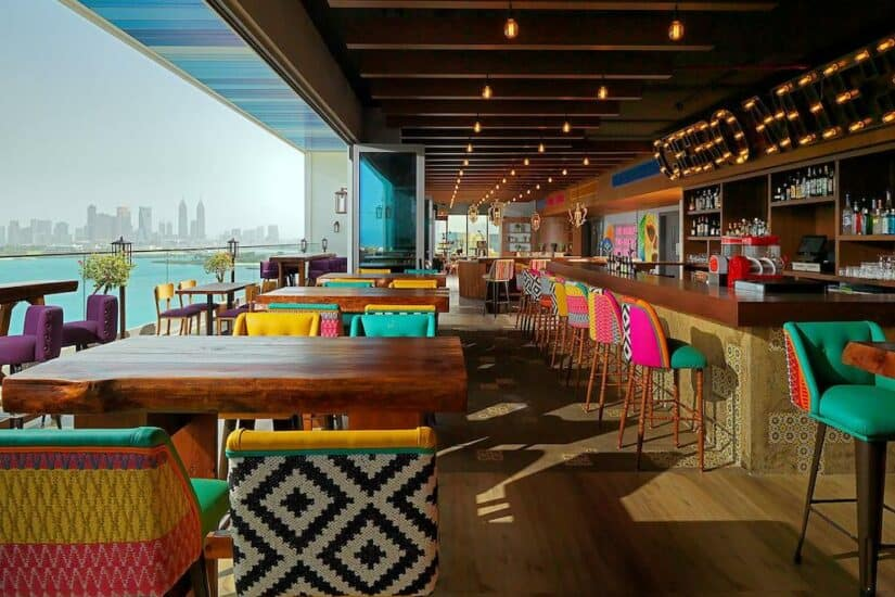 Cool, trendy and unique hotels in Dubai