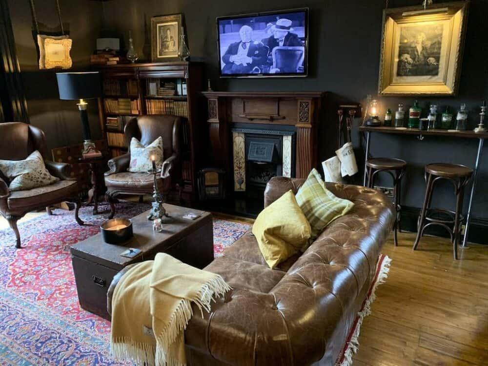 Unique guest house in Edinburgh