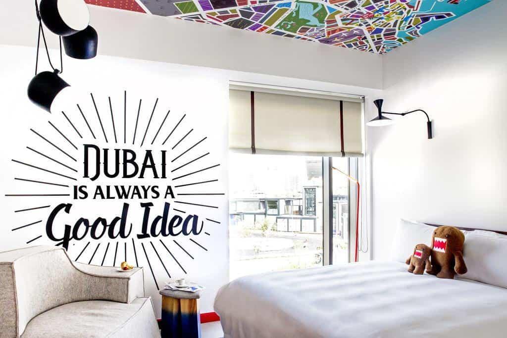 cool hotel Dubai