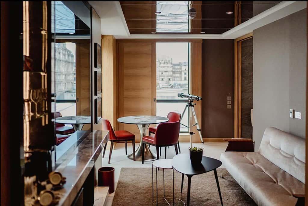design hotel Edinburgh