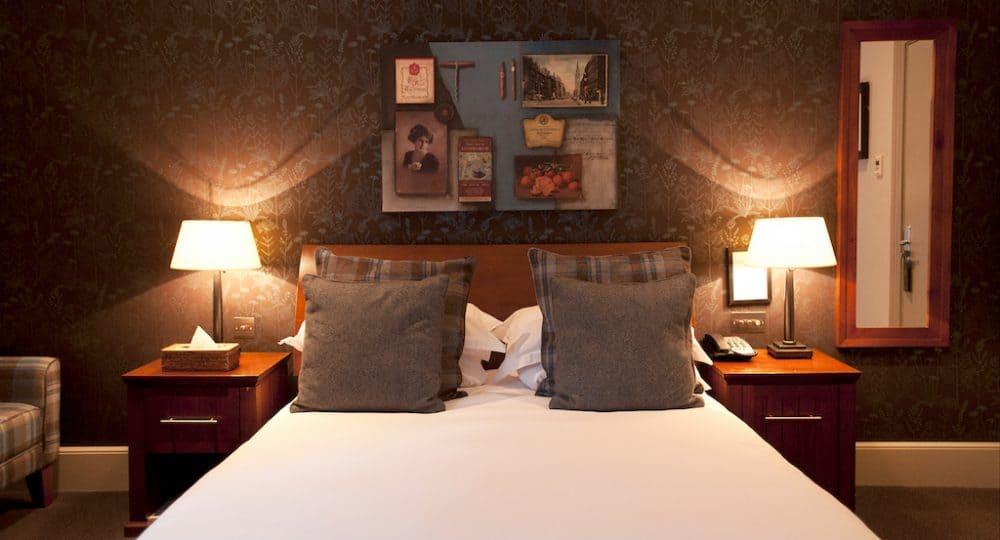 Upscale boutique hotel in Edinburgh