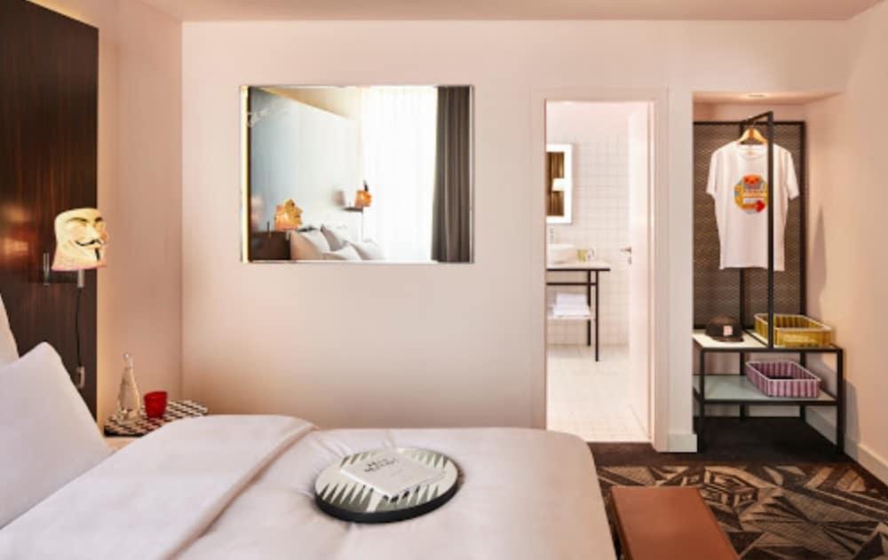 Instagrammable hotel in Prague