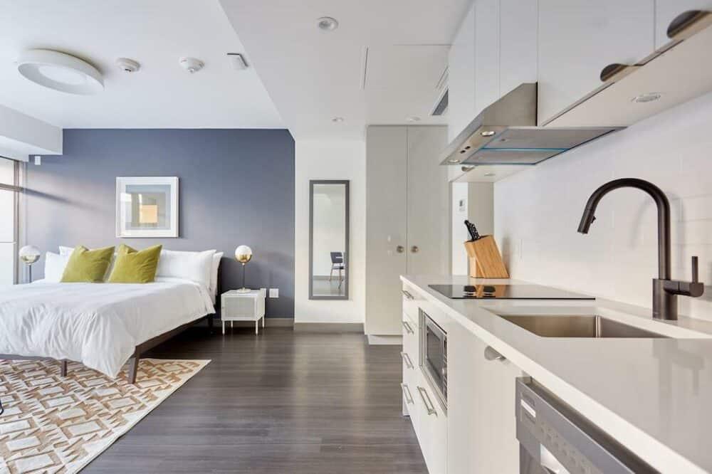 Modern apart hotel Vancouver
