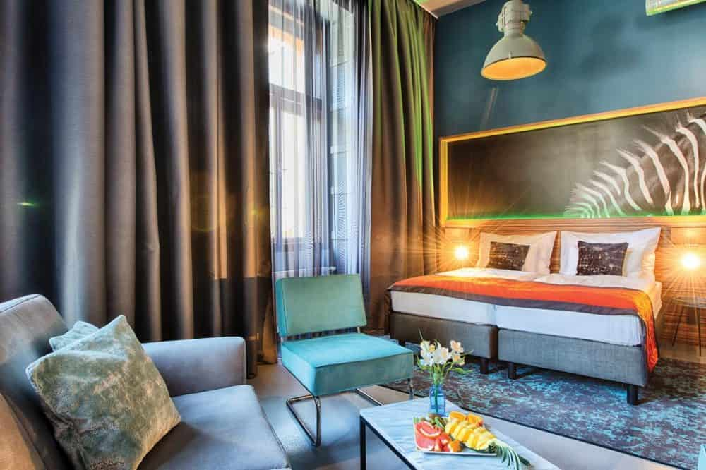 Top 12 cool and unusual hotels in Prague 2020 Global Grasshopper