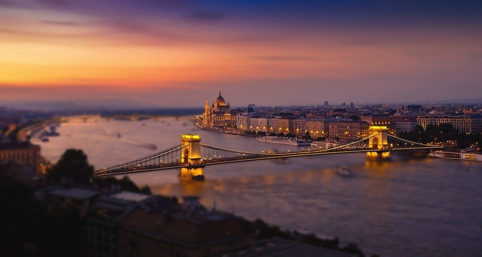 cool hotels in Budapest
