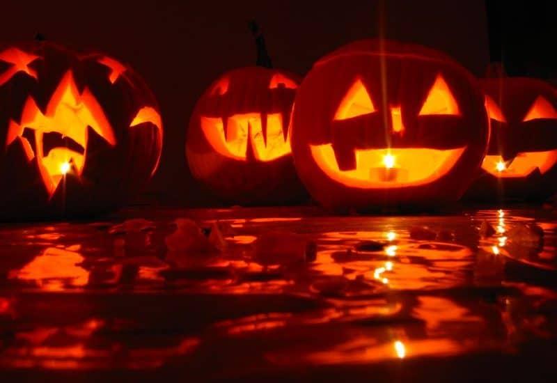 Halloween Boat Party London