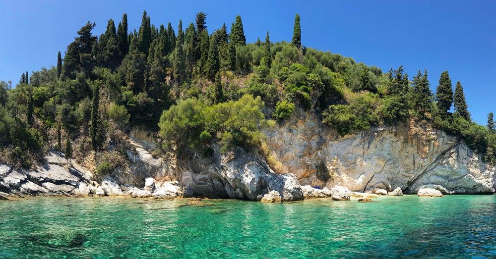 Erimitis - places to visit in Corfu