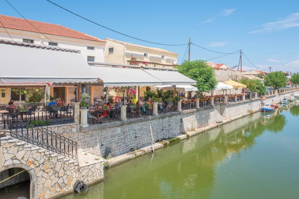 Lefkimi - quiet place in Corfu