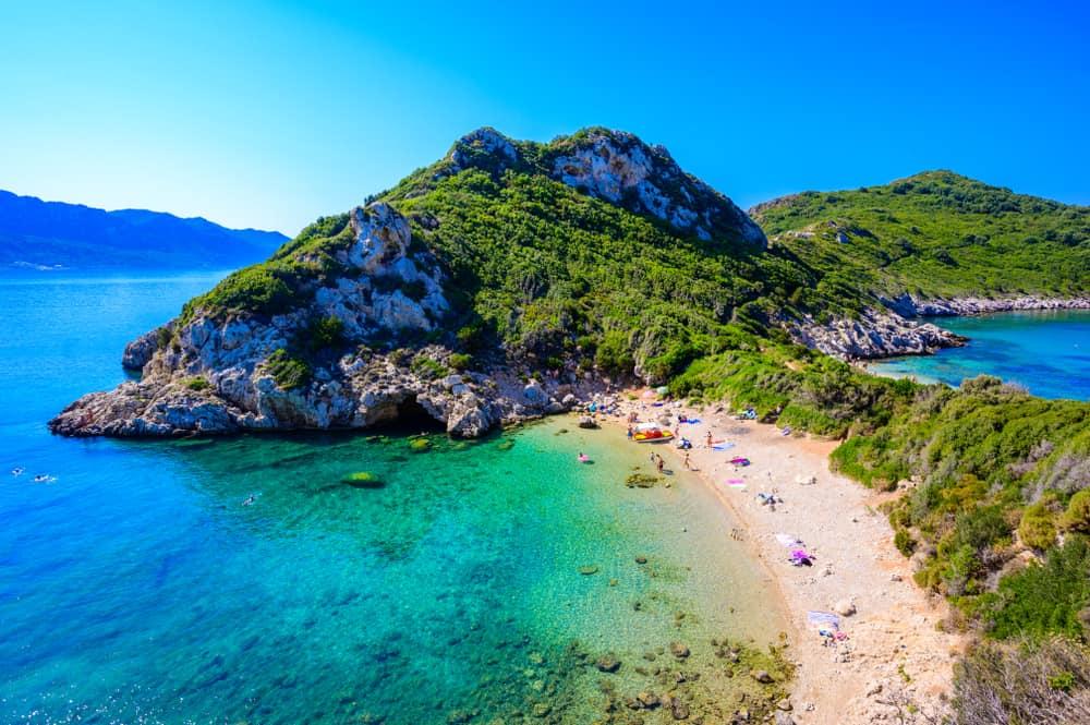 Porto Timoni Corfu
