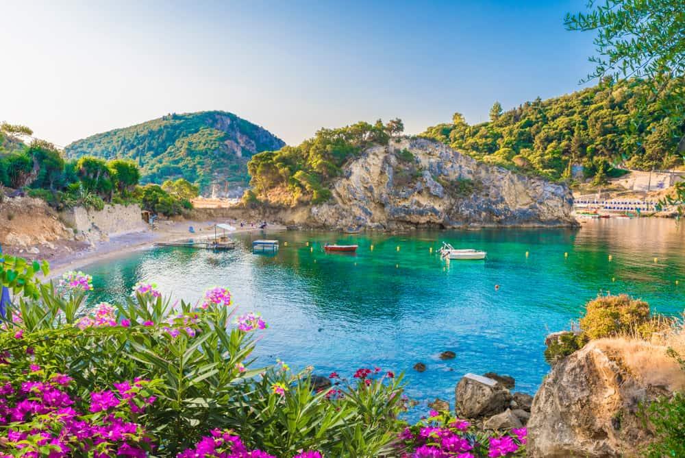 Paleokastritsa - Unspoilt Corfu