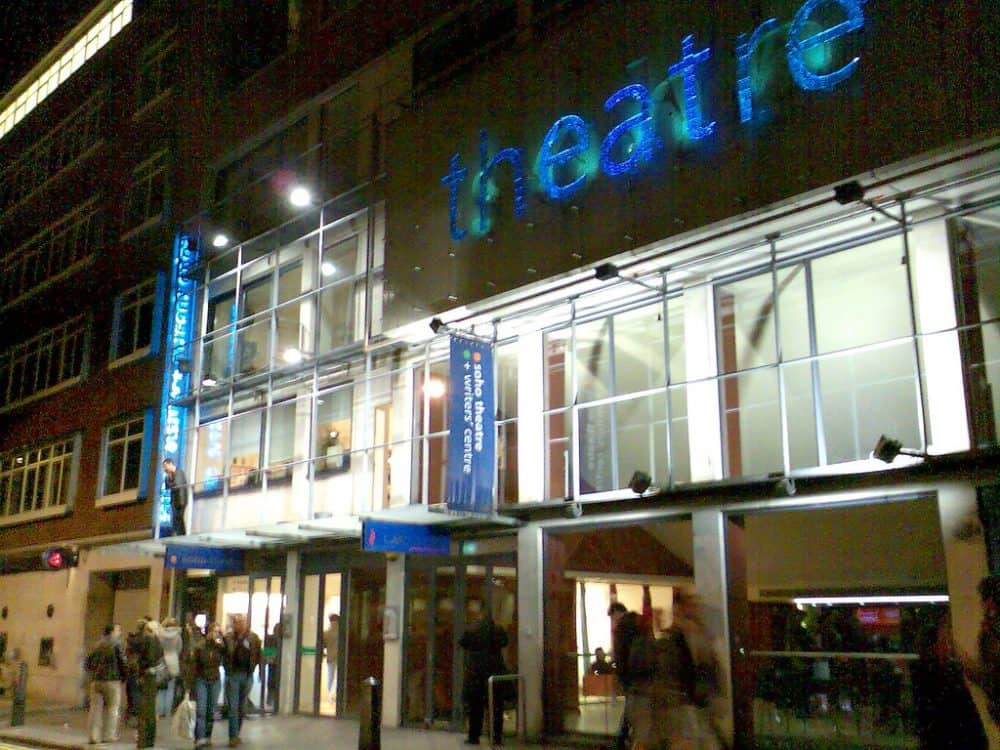 Soho Theatre in London