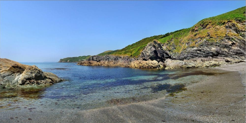 Beautiful under-the-radar beaches in Cornwall  Global Grasshopper