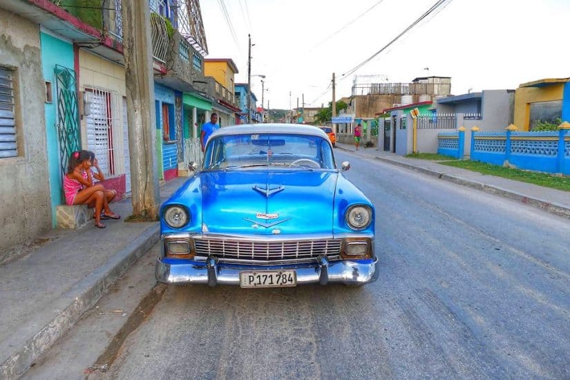 Trinidad - beautiful places to visit in Cuba