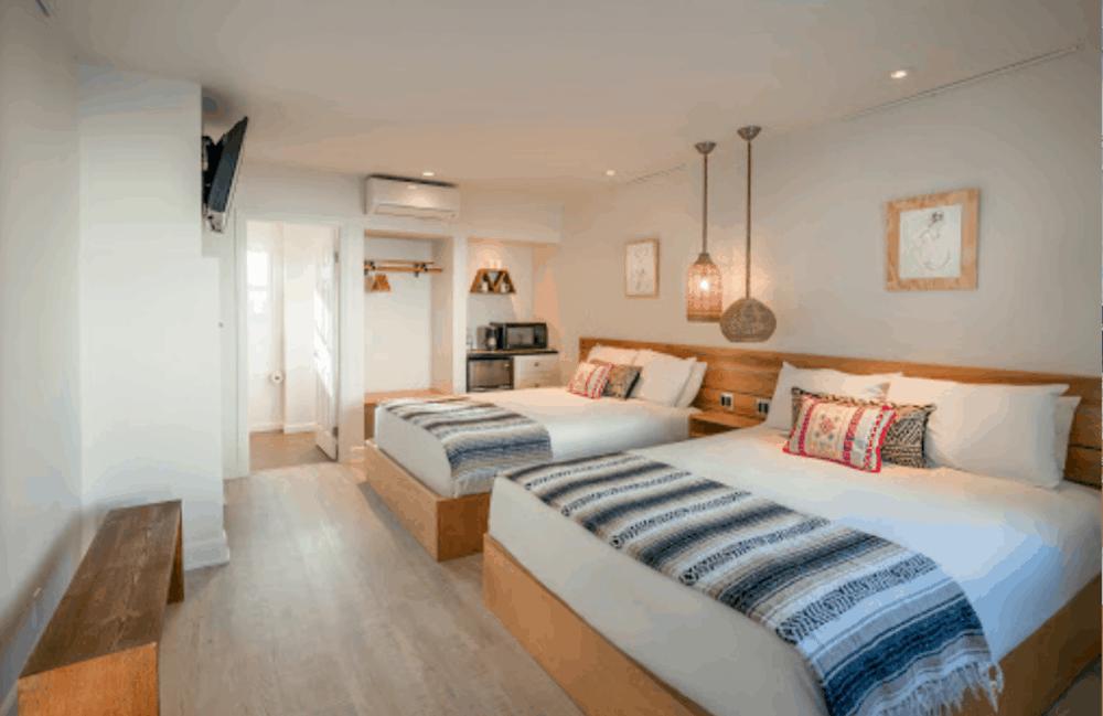 Blue Sands Inn - a great pet friendly hotel in Santa Barbara