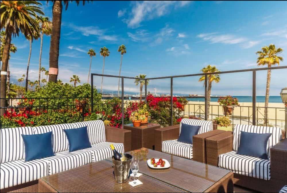 Dog friendly hotel in Santa Barbara