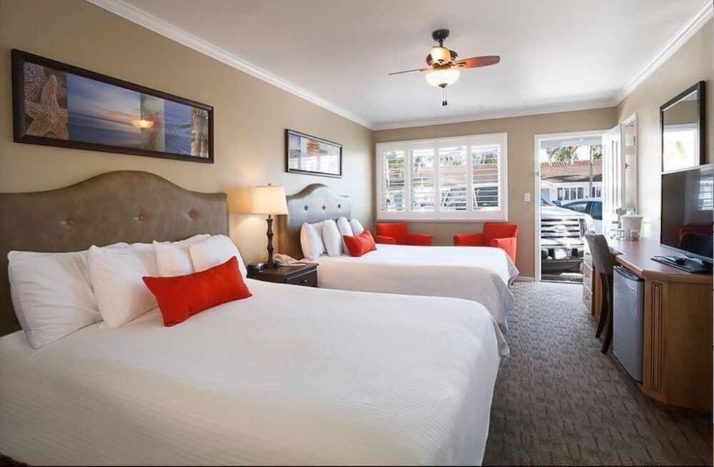 A relaxed dog-friendly hotel in Santa Barbara